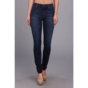 JOES JEANS: High Rise Leggings in Dark Wash